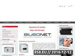 Miniaturka domeny www.sejfyonline.pl