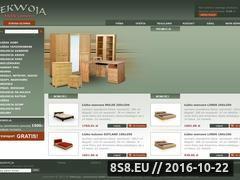 Miniaturka domeny www.sekwoja.pl
