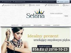 Miniaturka domeny www.selana.pl