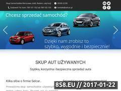 Miniaturka selcar.pl (Skup samochodów Warszawa)
