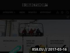 Miniaturka domeny selectshop.pl