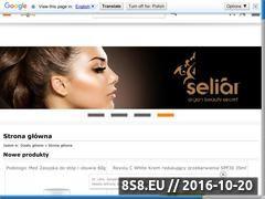 Miniaturka domeny www.seliar.com.pl