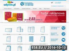 Miniaturka domeny selprom.pl