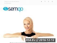 Miniaturka domeny www.semgo.pl