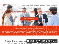 Miniaturka semprus.pl (Rozwiązania dla biznesu)