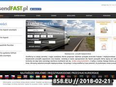 Miniaturka sendfast.pl (Najtańszy kurier)