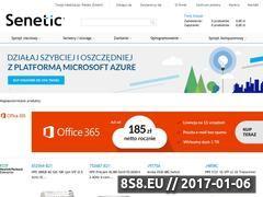 Miniaturka domeny www.senetic.pl