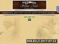 Miniaturka domeny seniormed.waw.pl