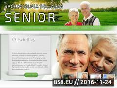 Miniaturka seniorprzemysl.pl (Spotkania dla seniorów, wieczorki taneczne i gry)