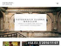 Miniaturka domeny sensualstudio.pl