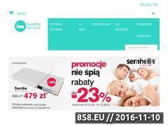 Miniaturka domeny senvita.pl
