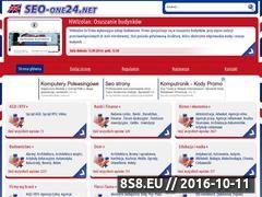 Miniaturka domeny seo-one24.net