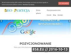 Miniaturka Pozycjonowanie stron WWW (seo-pozycja.pl)
