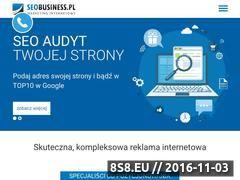 Miniaturka domeny www.seobusiness.pl