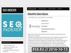Miniaturka www.seoindexer.pl (Katalog seo)
