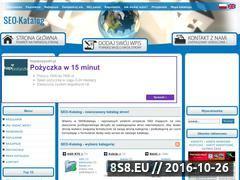 Miniaturka seokatalog.xprofit.pl (SEO-Katalog stron internetowych)