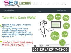 Miniaturka domeny www.seolider.pl