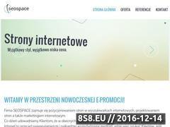 Miniaturka domeny seospace.pl