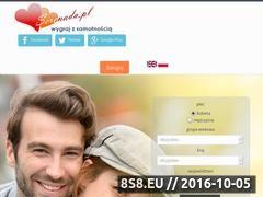 Miniaturka domeny www.serenada.pl