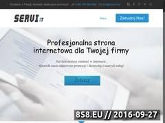 Miniaturka Profesjonalne Usługi Informatyczne (servi-it.pl)