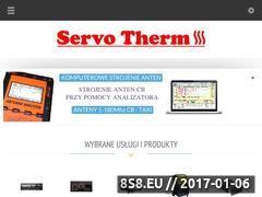 Miniaturka domeny servotherm.pl