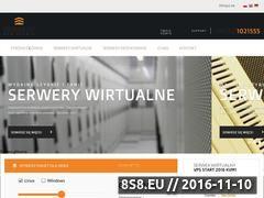 Miniaturka Hosting dedykowany - Serwerydlaciebie.pl (www.serwerydlaciebie.pl)