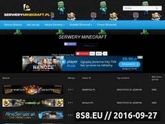 Miniaturka domeny serweryminecraft.pl