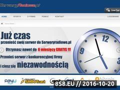 Miniaturka domeny serweryradiowe.pl