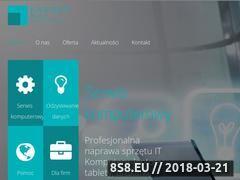 Miniaturka serwis-komputerow.olsztyn.pl (Strona serwisu komputerowego z Olsztyna)