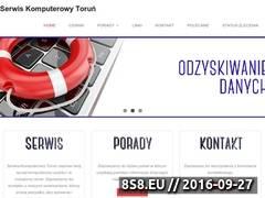 Miniaturka domeny serwis-komputerowy.torun.pl