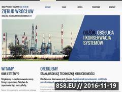 Miniaturka domeny www.serwis-nieruchomosci24h.pl