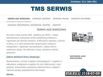 Zrzut strony Serwis AGD24