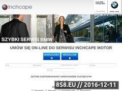 Miniaturka domeny www.serwisbmw.pl
