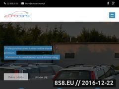 Miniaturka domeny www.serwiseurocars.pl