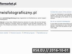 Miniaturka domeny www.serwisfotograficzny.pl