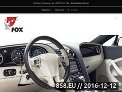 Miniaturka domeny www.serwisfox.pl