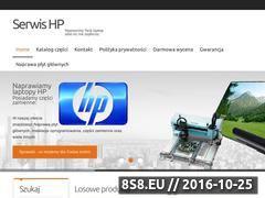 Miniaturka domeny serwishpwarszawa.pl