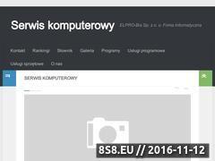 Miniaturka domeny www.serwiskomputerowy.kalisz.pl