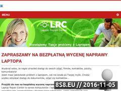 Miniaturka domeny serwislaptopowlrc.pl