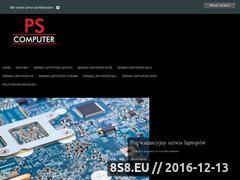 Miniaturka domeny www.serwislaptopowswietochlowice.pl
