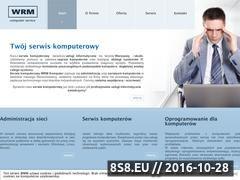 Miniaturka domeny www.serwiswrm.pl