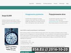Miniaturka domeny sesjebankowe.pl