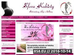 Miniaturka domeny sfera-kobiety.pl