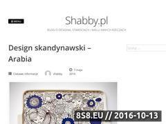Miniaturka domeny shabby.pl