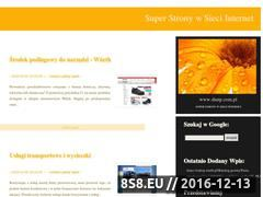 Miniaturka domeny www.sherp.com.pl