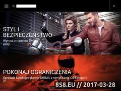 Miniaturka domeny www.shima.pl