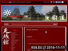 Miniaturka domeny www.shinkendopolska.com