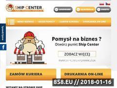Miniaturka domeny shipcenter.pl