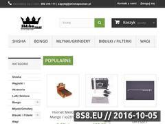 Miniaturka domeny shishapoznan.pl