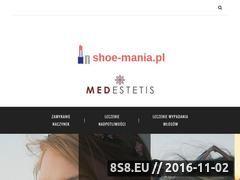 Miniaturka domeny shoe-mania.pl